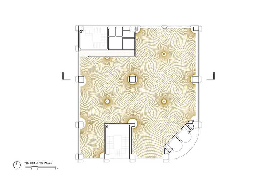 7F Ceiling Plan