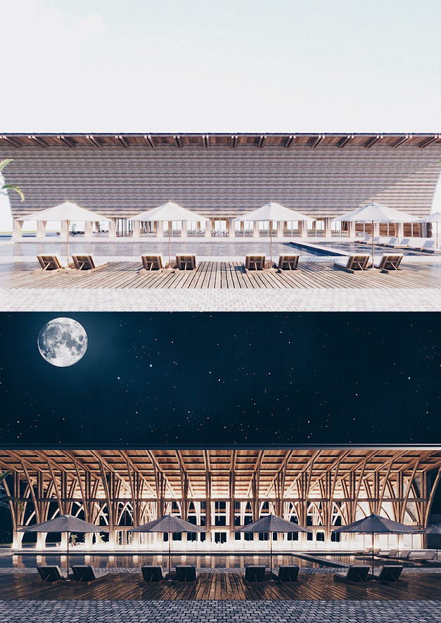 ティンバー・イベントセンター | Exterior