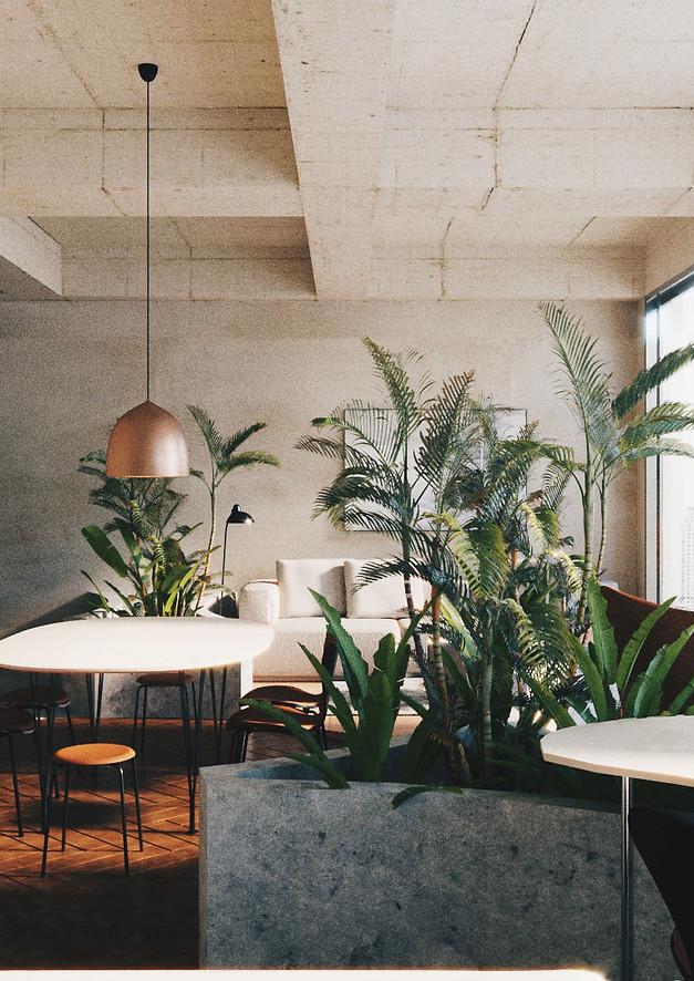 FHのためのアパートメント改修 | Interior
