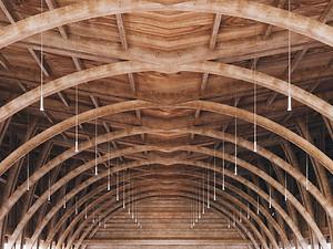 ティンバー・イベントセンター | Interior