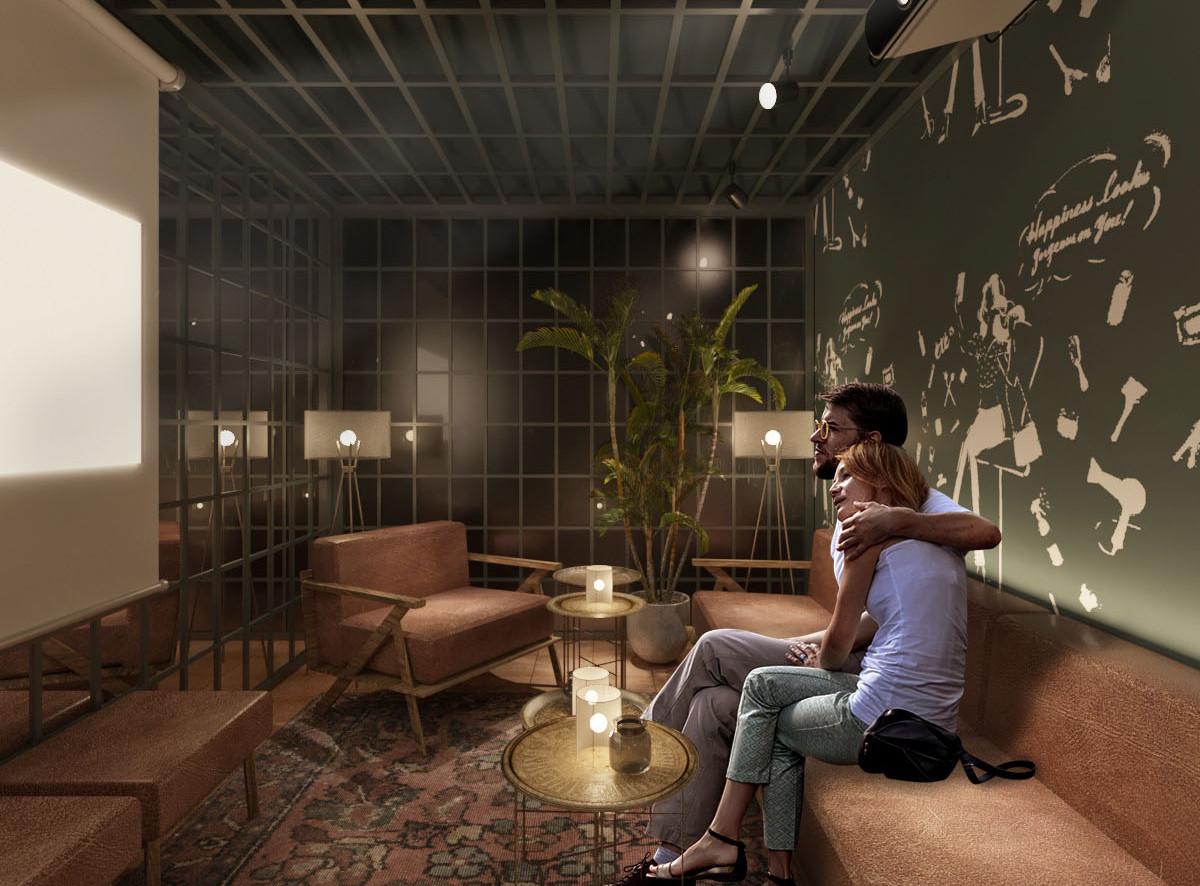 VIP room in Le Tan Ton | studio anettai