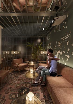 VIP room in Le Tan Ton   studio anettai