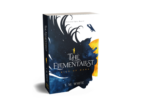 The Elementalist: Rise of Hara is Now Available!