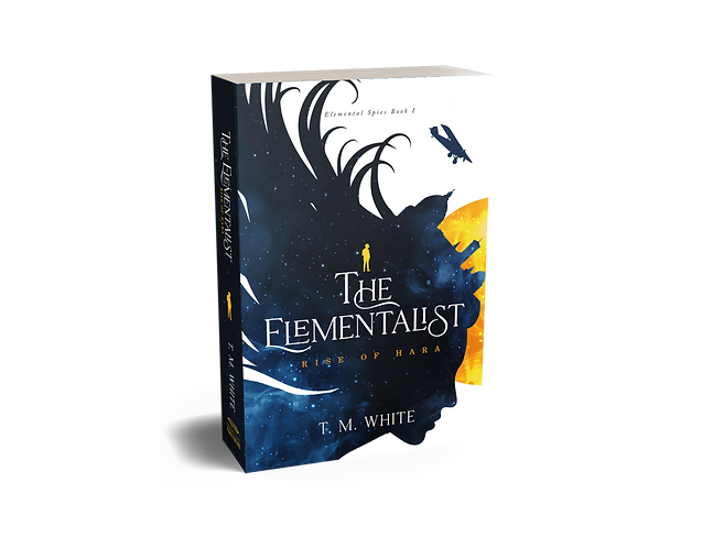 The Elementalist_ Rise of Hara Paperback