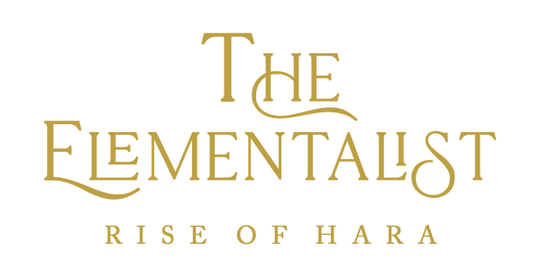 The Elementalist: Rise of Hara title in
