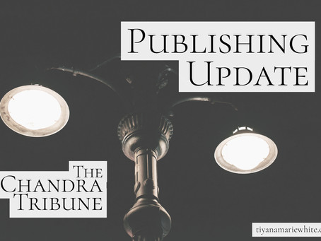 Publishing Update - March 2019