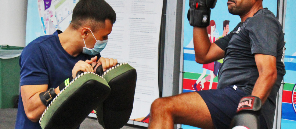 Outdoor Training with Singapore's Best Gyms