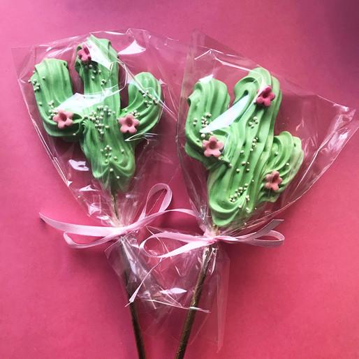 Merengue Pops - Cactus