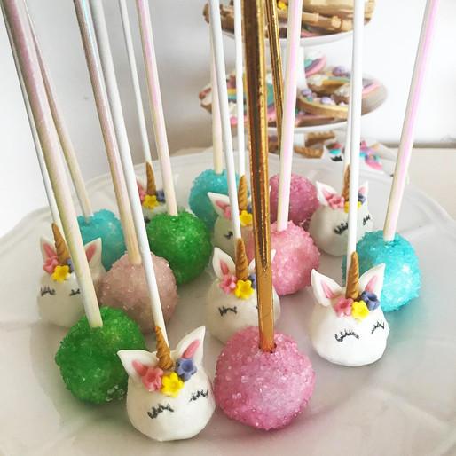 Cakepops - Unicorn Party
