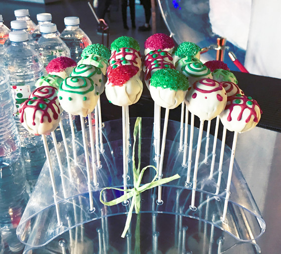 Cakepops - Christmas Party