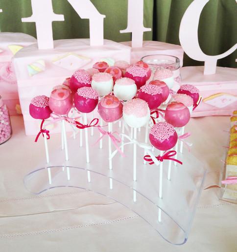 Cakepops - Battesimo bimba