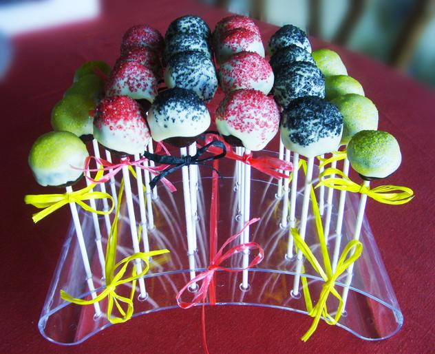 Cakepops - Topolino Party