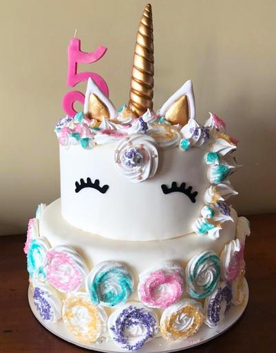 Torta per G. - Unicorn Party