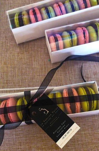 Macarons Multicolor pronti!