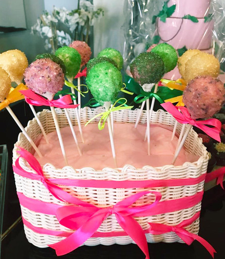 Cakepops Multicolor