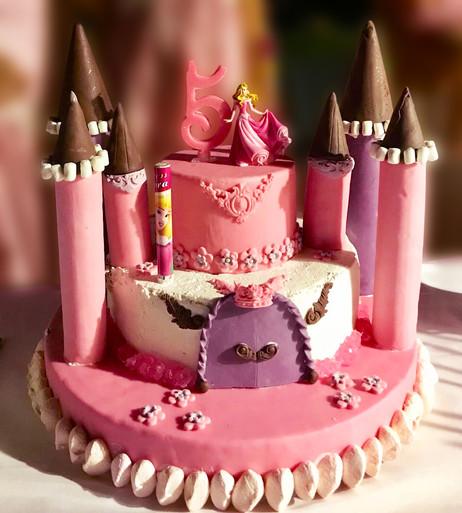 Torta per S. - Aurora Party