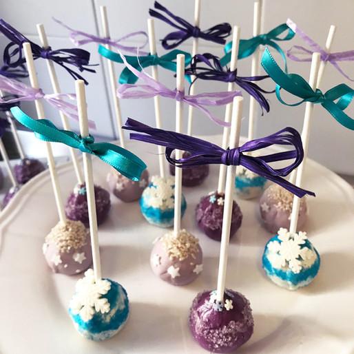 Cakepops - Frozen Party