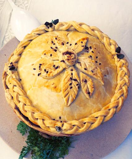 Pentolaccia di Pasta Briseè