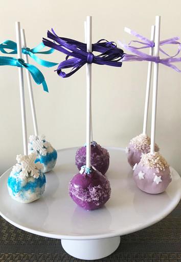 Cakepops - Frozen Party 2