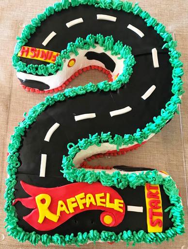 Torta per R. - Race Party