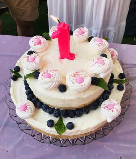 Decoro per la Torta di K.