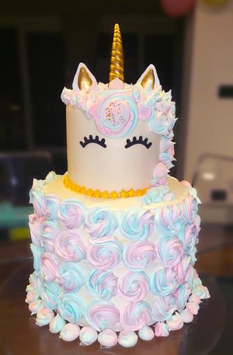 Torta per S. - Unicorn Party