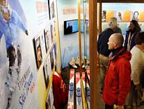 Olympian Tribute Exhibit