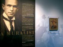 Allen True's West Exhibit