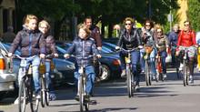 Opplev Berlin på sykkel