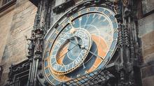 Det astronomiske uret i Praha