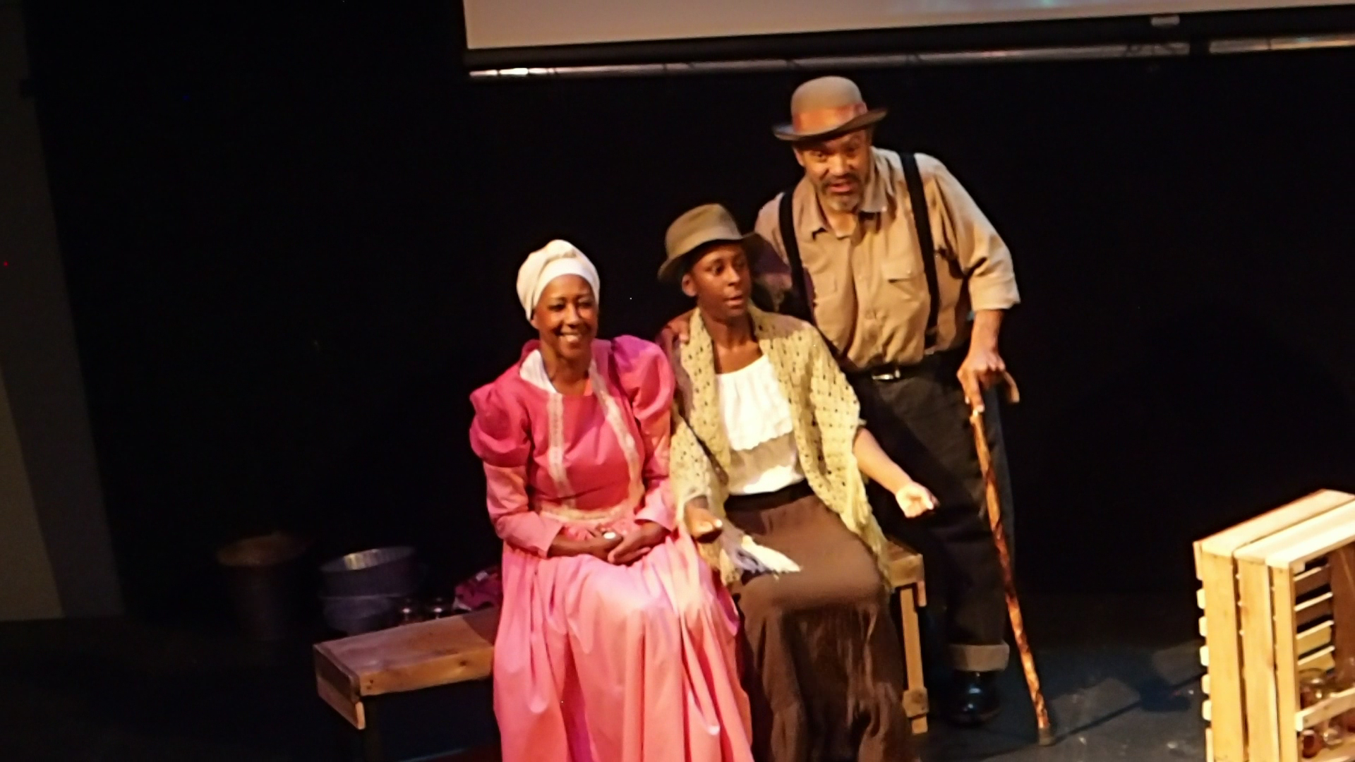 "The SOURCE Theatre Company presents ""The Life & Times of Ol' Alfred"""