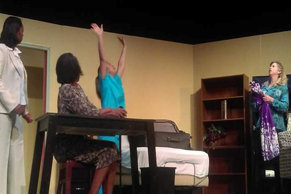 "The SOURCE Theatre Company presents ""The Other Bed"""