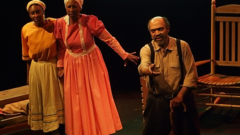 """The SOURCE Theatre Company presents """"The Life & Times of Ol' Alfred"""""""