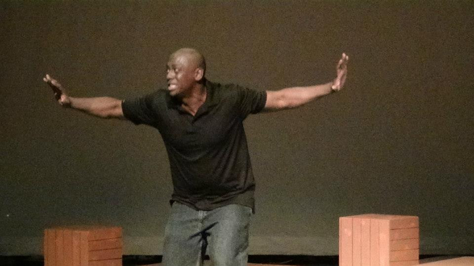 "The SOURCE Theatre Company presents ""In the Presence of God"""