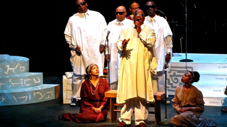 "The SOURCE Theatre Company presents ""The Gospel at Colonus"""