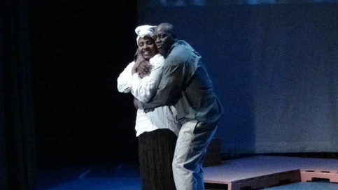 """The SOURCE Theatre Company presents """"In the Presence of God"""""""