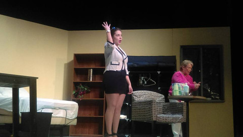 """The SOURCE Theatre Company presents """"The Other Bed"""""""