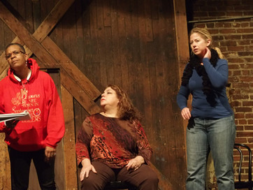 """The SOURCE Theatre Company presents """"Crying Wolf: Stories of the Lupus Warriors"""""""