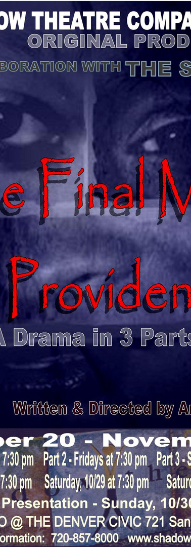 The Final Mile to Providence