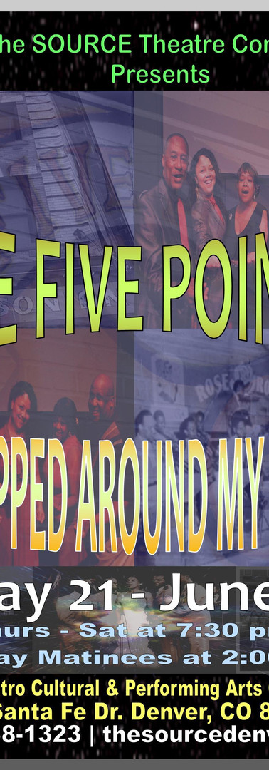 The Five Points / Wrapped Around My Soul