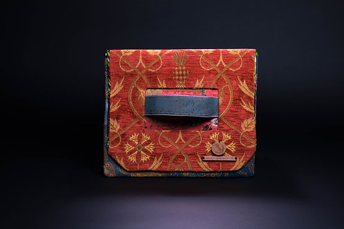 PORTO | Rabil Regal Cuff Clutch - SOLD OUT