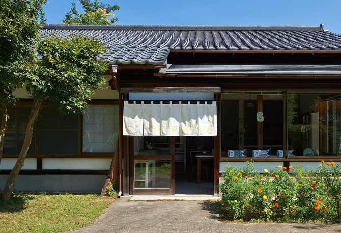 鯉子ギャラリーオープン