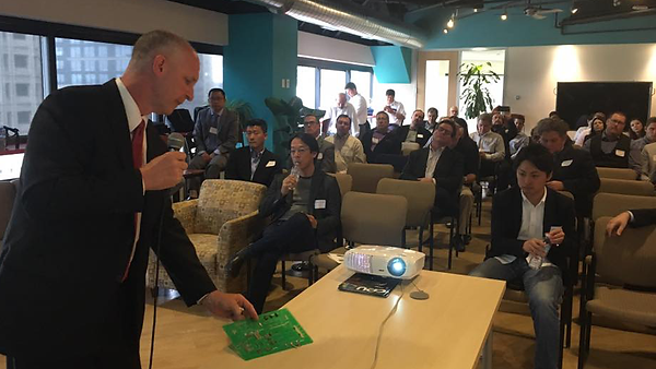 REPORT OF JAPAN SEATTLE INNOVATION MEETUP AND SEMINAR
