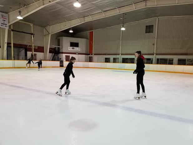 Junior/Senior Match Up