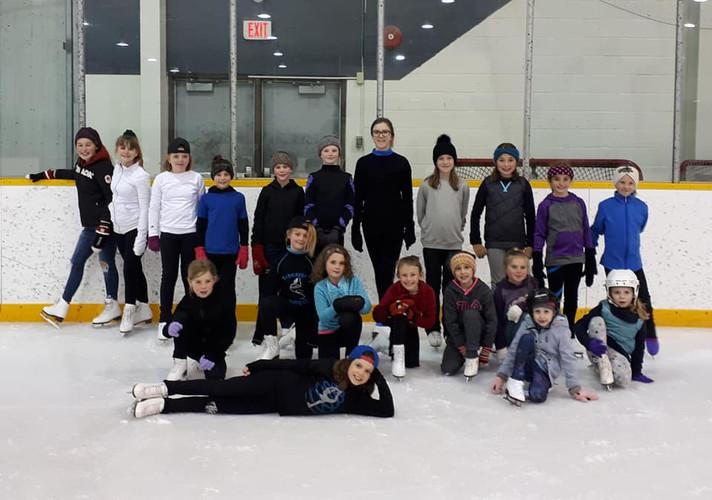 Spring Skate Pre-Elites 2019