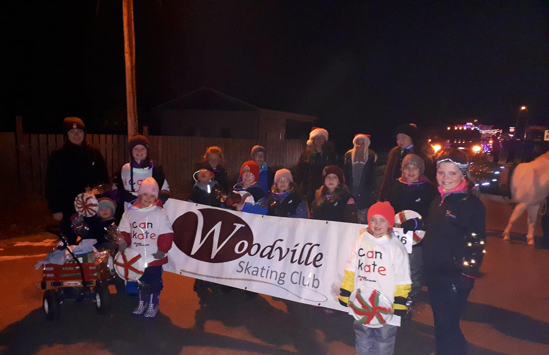 Woodville Santa Clause Parade 2018
