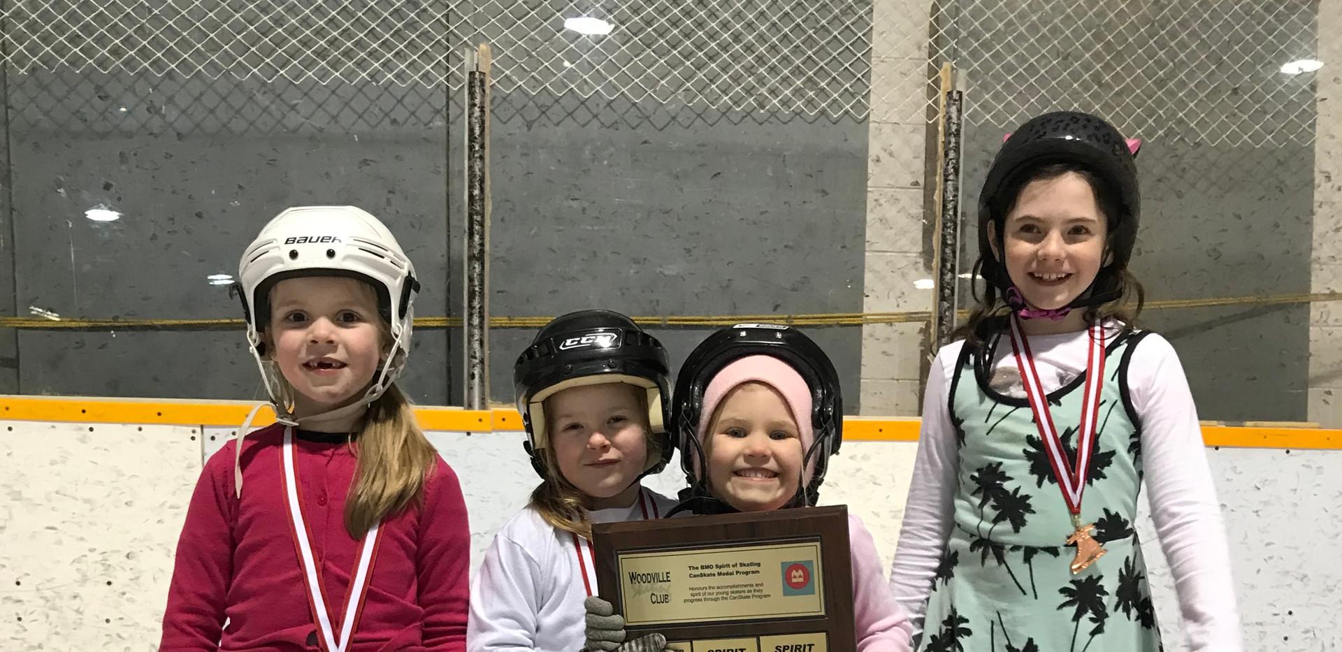 CanSkate Award Winners 2019