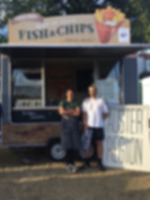 Fish & Chips Foodtruck Bremen und Hamburg