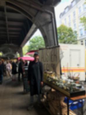 Austern essen in Hamburg