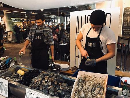 Austern essen in Bremen und Austern kaufen in Bremen